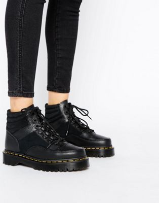 Dr Martens Zuma Hiker Ankle Boots at asos.com