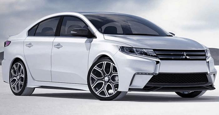 2020 Mitsubishi Lancer Redesign Mitsubishi Lancer Lancer New Cars
