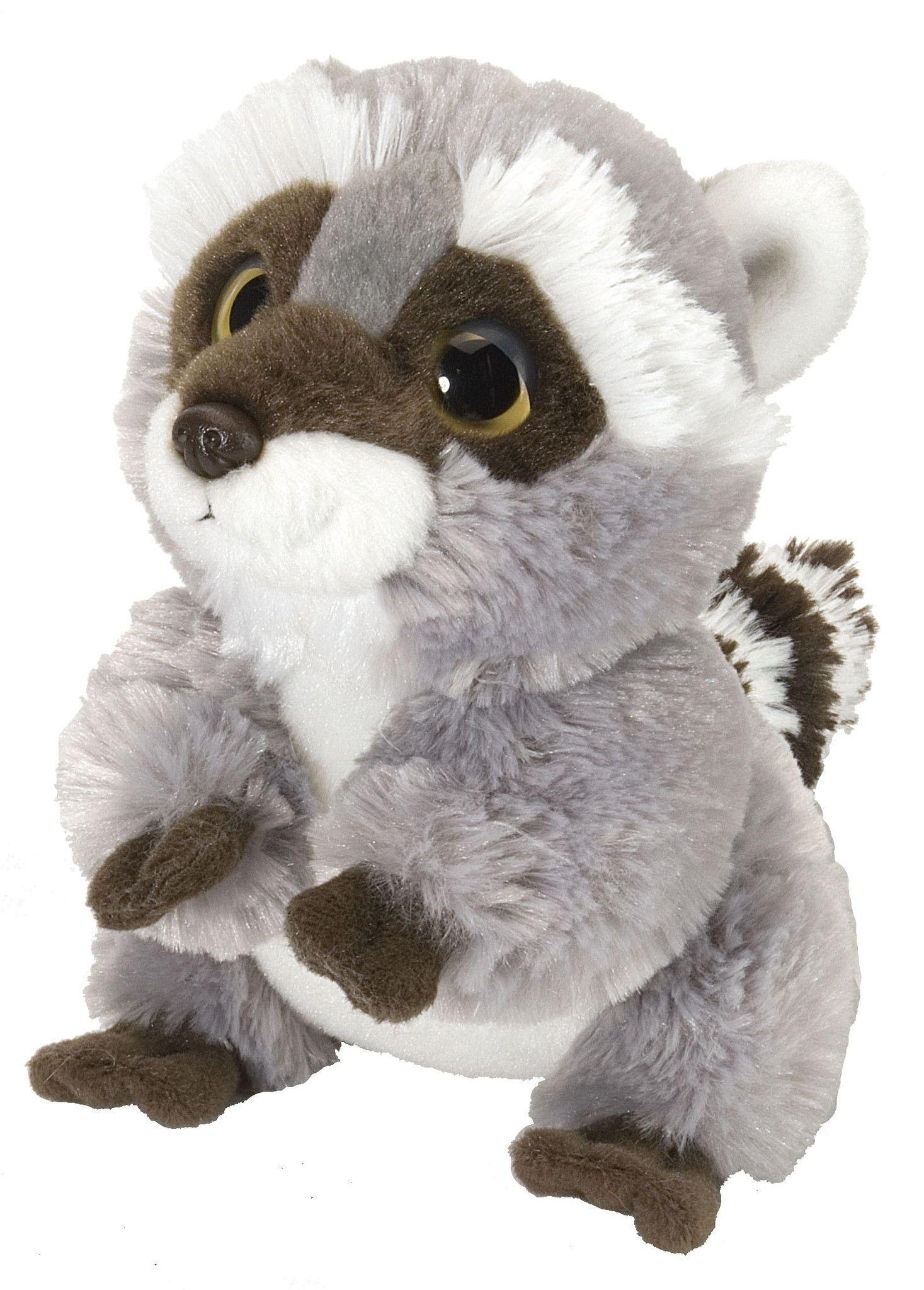 Wild Watchers Raccoon Stuffed Animals Pinterest Animals Plush