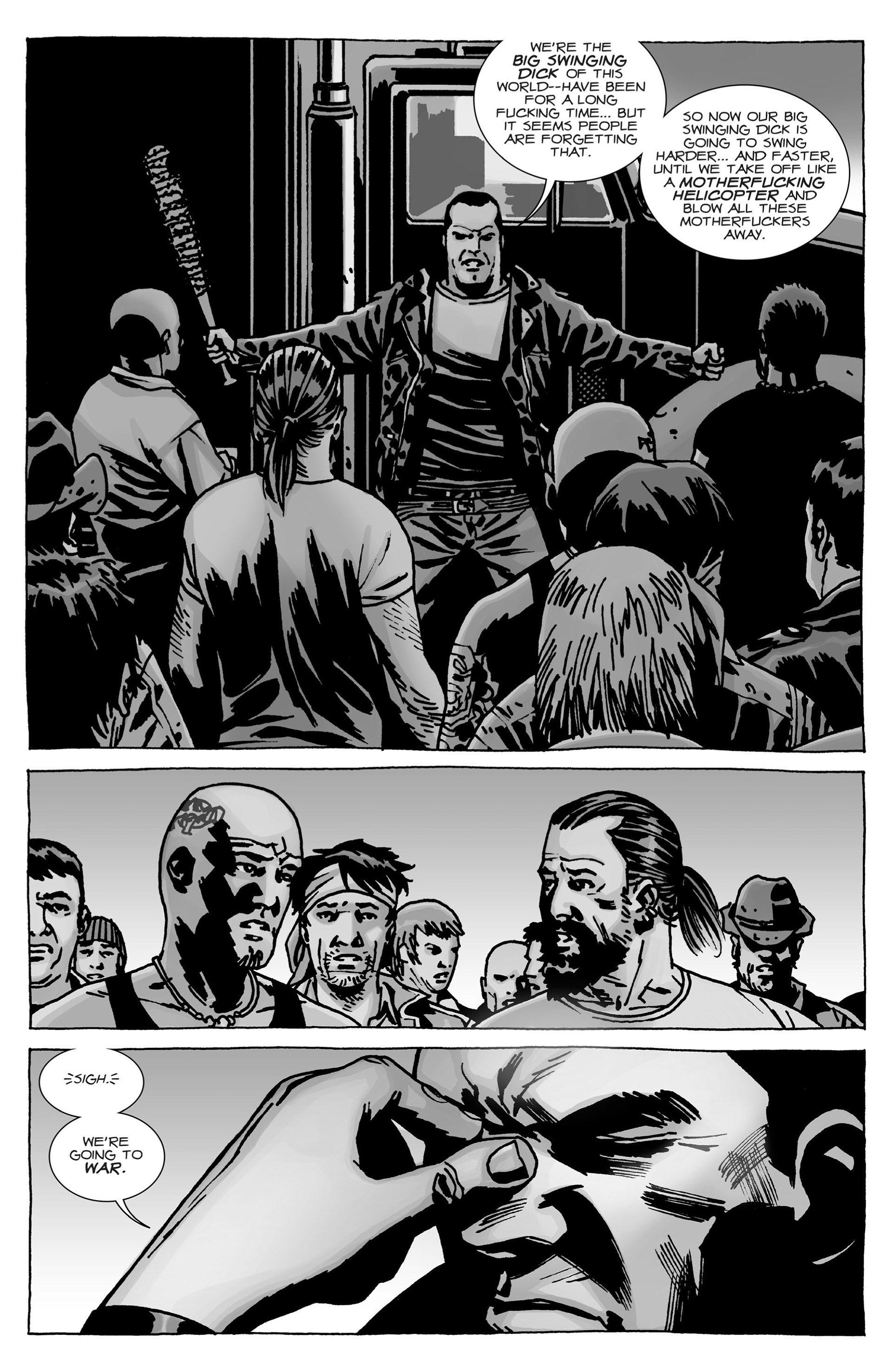 The Walking Dead Issue #114 - Read The Walking Dead Issue