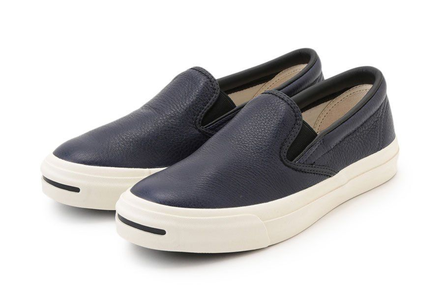 79aa5a9b3338 BIOTOP x Converse Japan Jack Purcell Slip-On