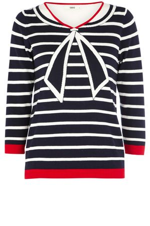Cute Nautical Sweater Find This Pin And More On Red White And Blue