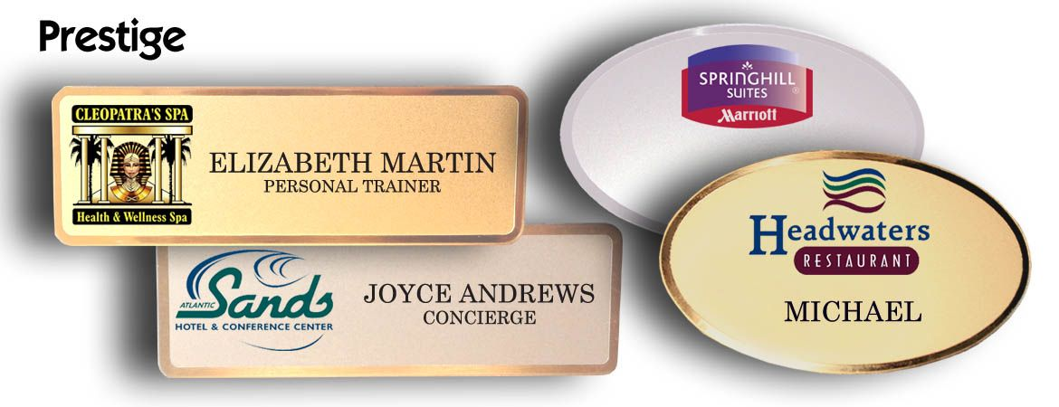Logo MAGNET Personalised Name Badges Building Contractor Solicitor Committee