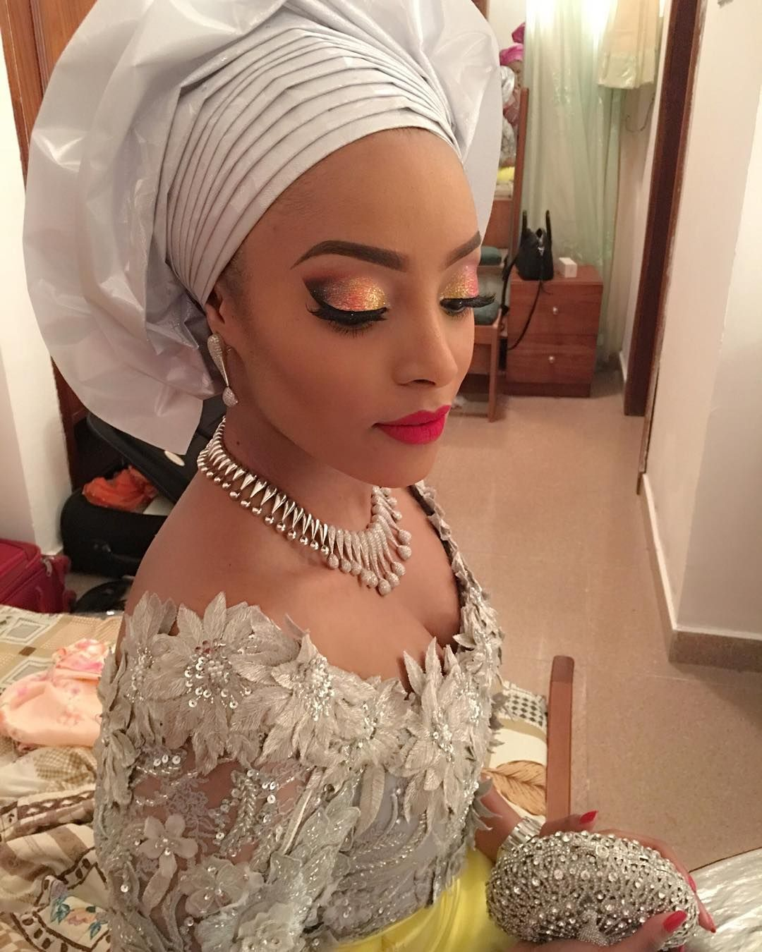 Wedding In Nigeria Traditional Dresses: Traditional Marriage In Nigeria Is One Of The Most