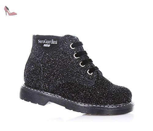 noire lacetsen à Chaussure NERO gris argenté et GIARDINI Ifvg6yYb7