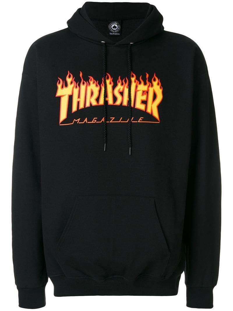 Thrasher Thrasher Flame Hoodie Black Thrasher Flame Hoodie Thrasher Outfit Thrasher Hoodie [ 1067 x 800 Pixel ]