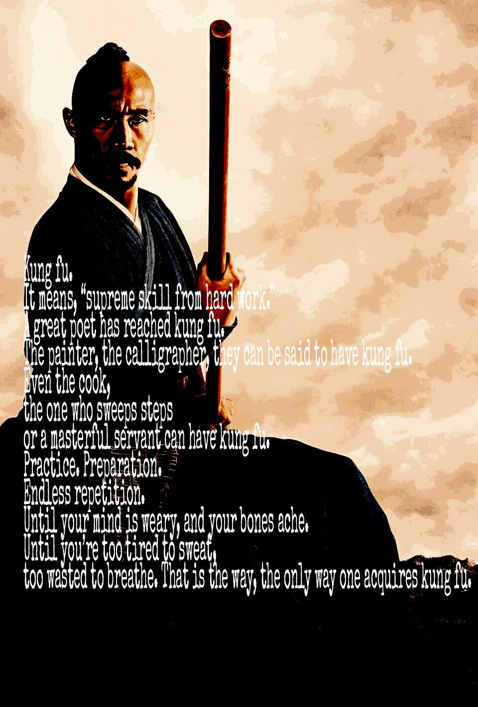 Marco Polo Sifu 100 Eyes on the meaning of Kung Fu. | Kung ...