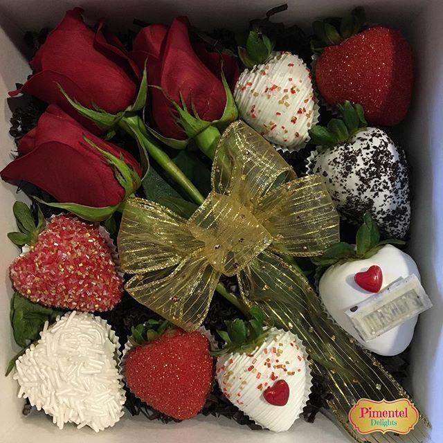 pimenteldelights Posts On Instagram | Vibbi | Valentines day ...