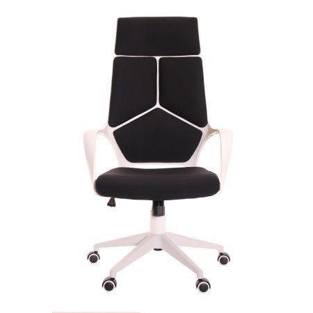 Home Modern Desk Chair Black Office Chair Ergonomic Office Chair