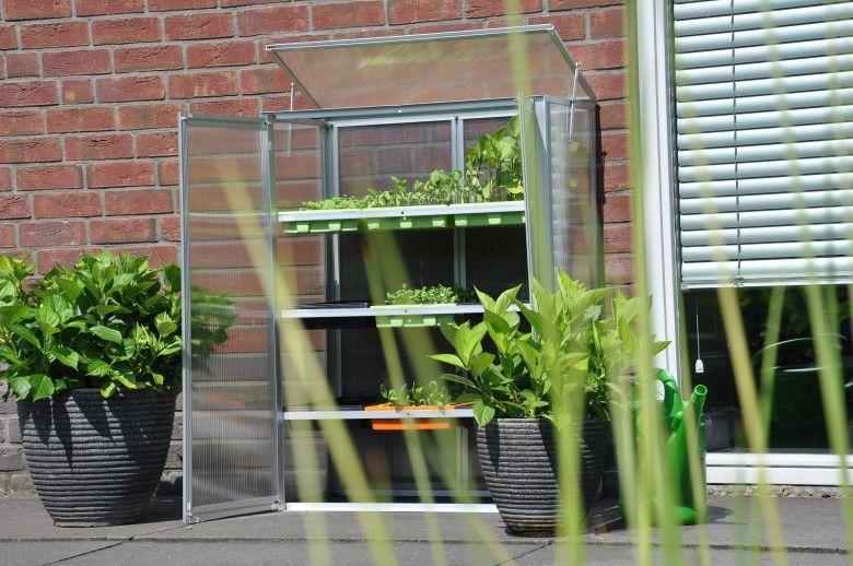 Patiokas 'Grow Station' | Tuinwinkel.nl