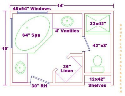 Bathroom Floor Plan Idea Master Bathroom Plans Master Bathroom Layout Bathroom Plans
