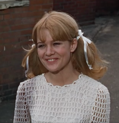 So Hollywood Chic Judy Geeson Poor Little Rich Girl Hollywood