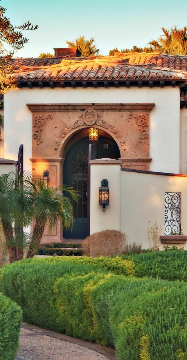 Utilización de piedra en fachadas modernas diseños pinterest