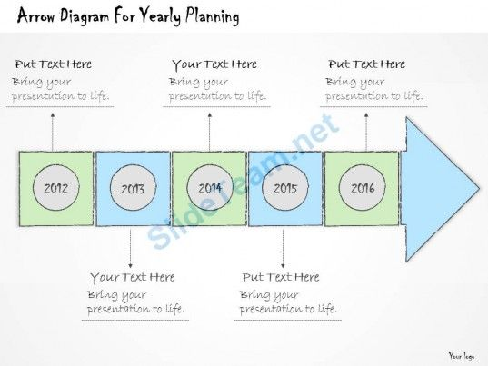 1013 Business Ppt Diagram Yearly Action Plan Diagram Powerpoint - powerpoint calendar template