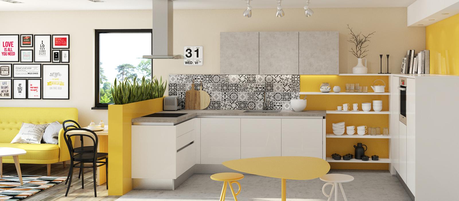 Idée Séparation Cuisine Et Séjour Cuisine Cellier Pinterest - Meuble de separation cuisine sejour pour idees de deco de cuisine