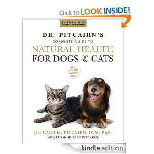 Dr Pitcairn S New Complete Guide To Natural Health For Dogs And Cats Buy A Cat Health Ebook Dog Cat