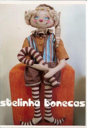 ВЫКРОЙКИ  кукол и игрушек