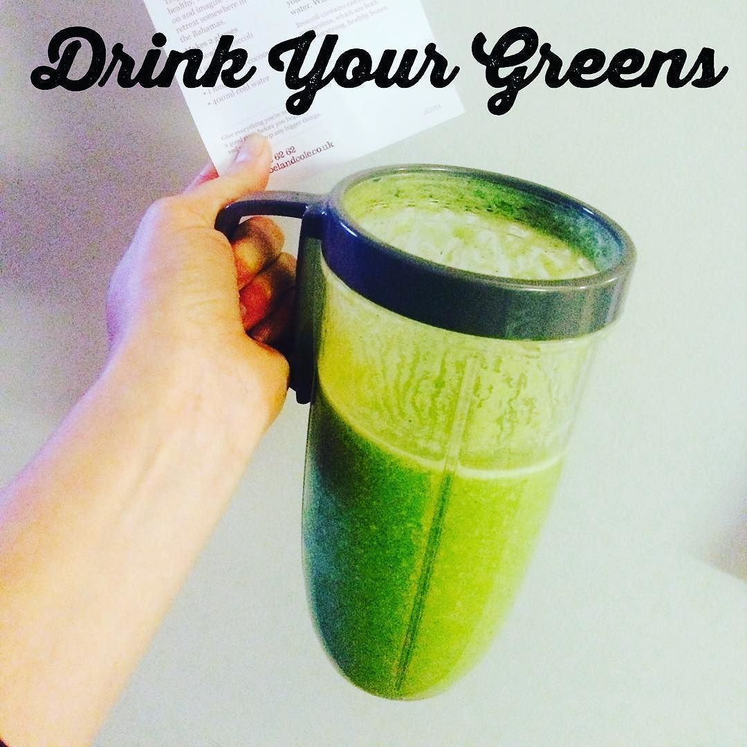 Day 4: This Week's Intention.  Drink Your Greens!  Meet broccoli colada - my broccoli pineapple lime and coconut water smoothie. Hello yum! This week I'm going to pack goodness into green smoothies EVERY morning. I always make time for coffee and this week vitamins are invited to the party.  #drinkyourgreens #januaryphotochallenge #fitfriendsunite #weekaims by unveiling_sara