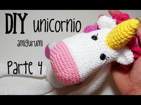 Amigurumi Unicornio Tutorial : Pattern free unicorn amigurumi kornflakestew patrón gratis