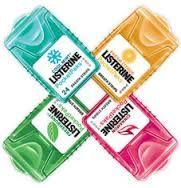 listerine travel pocket packs