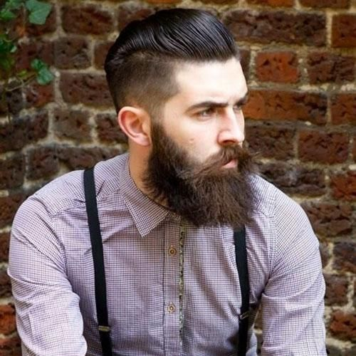 25 Smart Beard Styles For Men 2018 Beard Men Haircuts Free Beauty