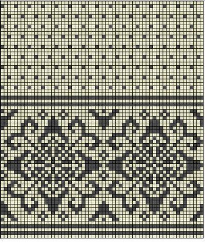 Bildresultat för fair isle mönster | Sticka och virka | Pinterest ...