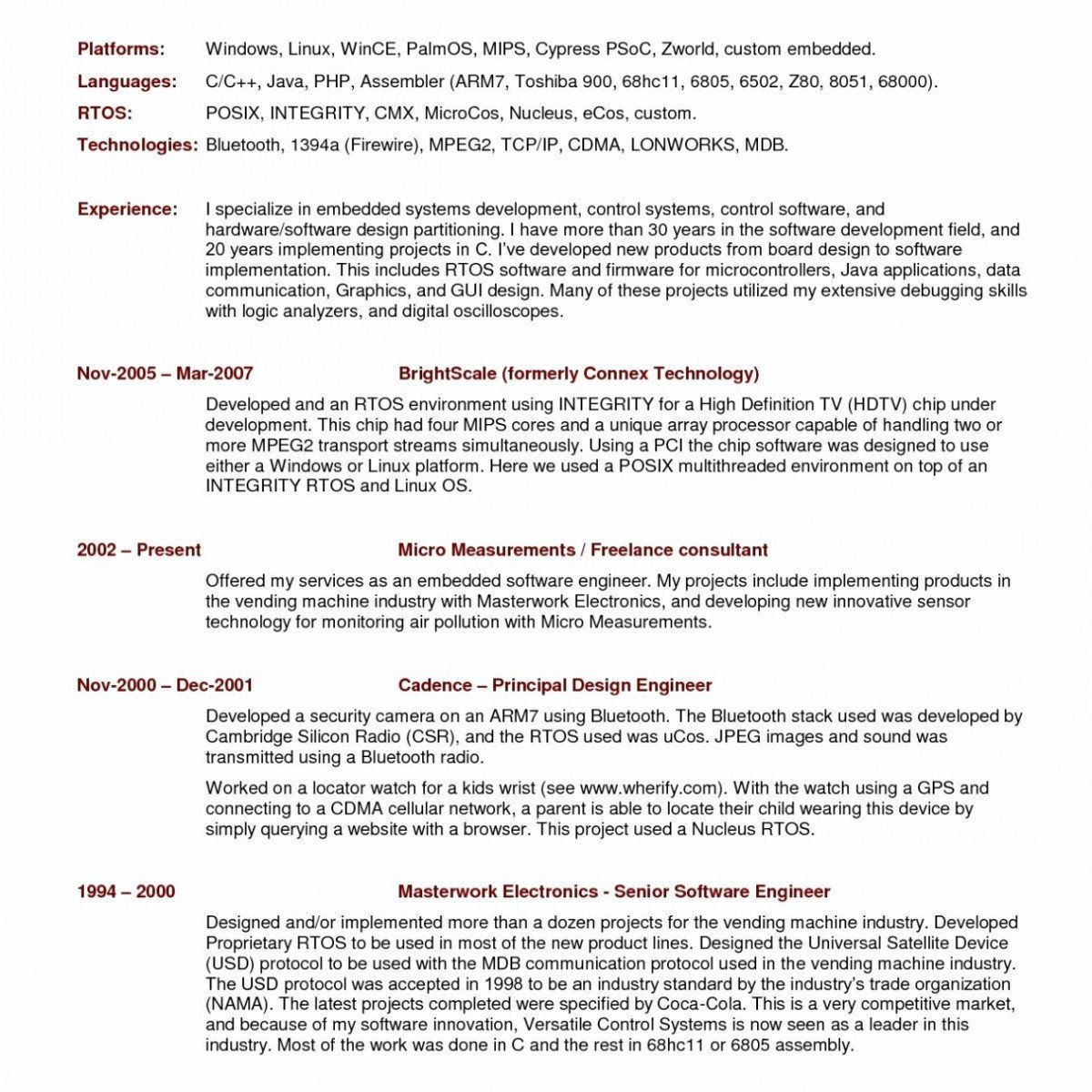 System Engineering Resume Examples New Unique Pr Resume Examples Resume Skills Job Resume Examples Engineering Resume