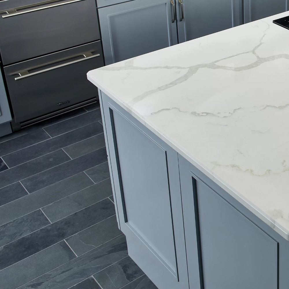 """Montauk 6"""" x 24"""" Natural Stone Look Floor Use Tile in 2020"""