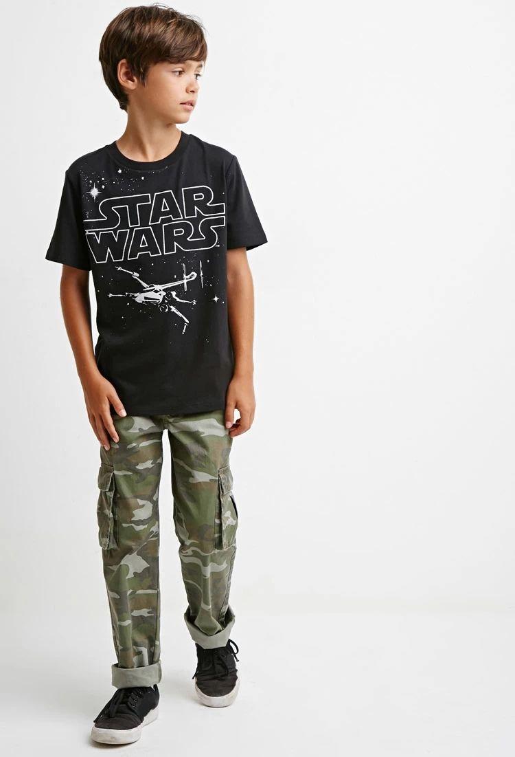 46d2c7ef7b1e Boys Star Wars Starfighters Tee (Kids)