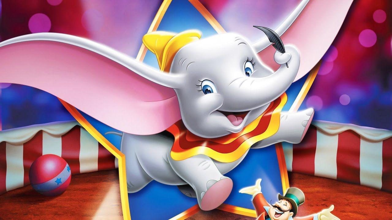 Dumbo, l'éléphant volant Disney film complet en Francais