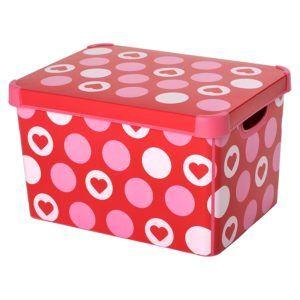 Decorative Plastic Storage Boxes With Lids Pink Plastic Storage Boxes With Lids  Httpusdomainhosting