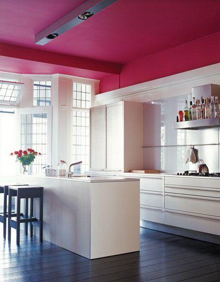 plafond en couleur : astuces pour une parfaite harmonie de la déco