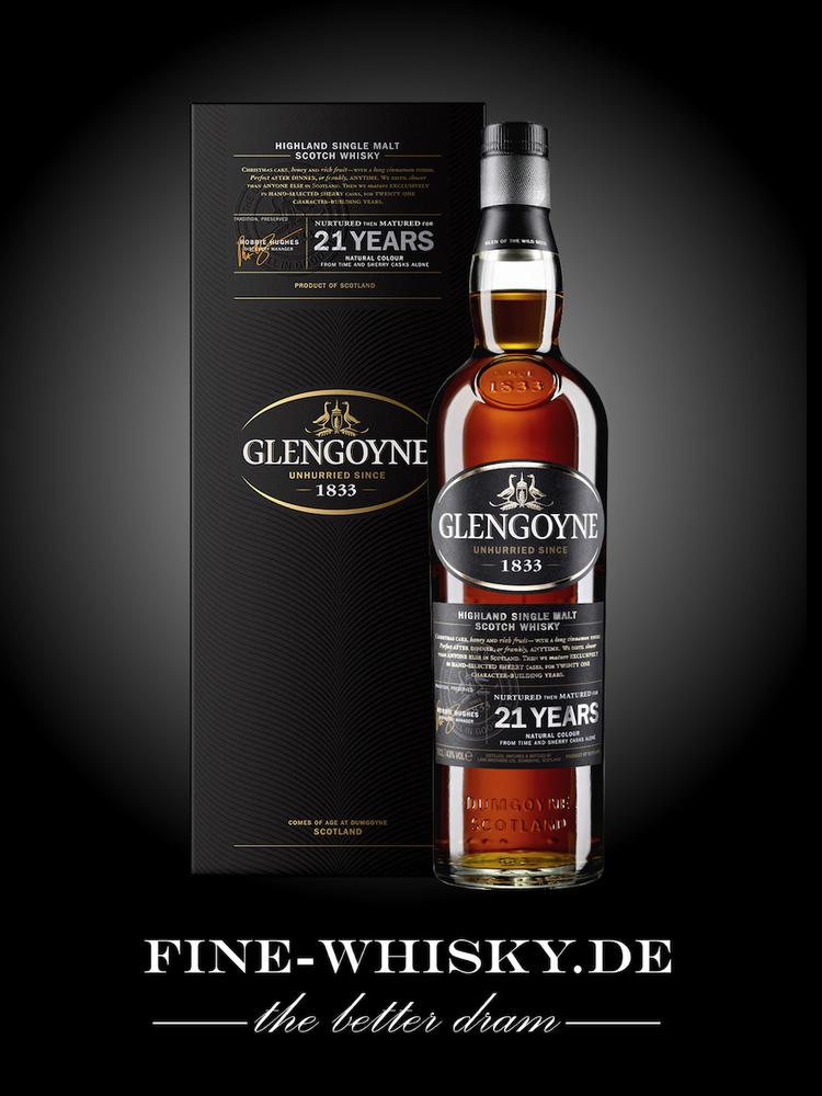 Glengoyne Teapot Dram Batch 7 Whiskyflasche Whisky Destille