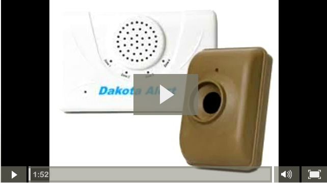 This video explains what makes the DCMA-2500 wireless motion entry alert kit a fantastic device. http://www.1800doorbell.com/db800-dcma-2500-half-mile-pir-driveway-alarm.htm