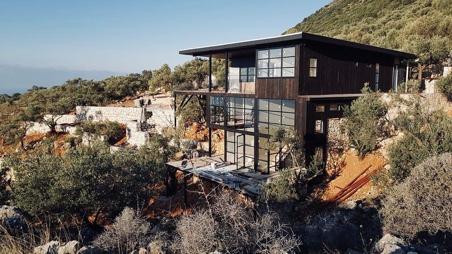 Epingle Sur Architecture Modern And Contemporary Houses Cabin