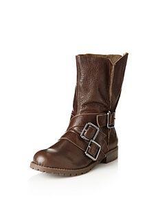 12d8376291b54 Calvin Klein Jeans Women's Farryn Bootie (Military Brown)   Bags ...