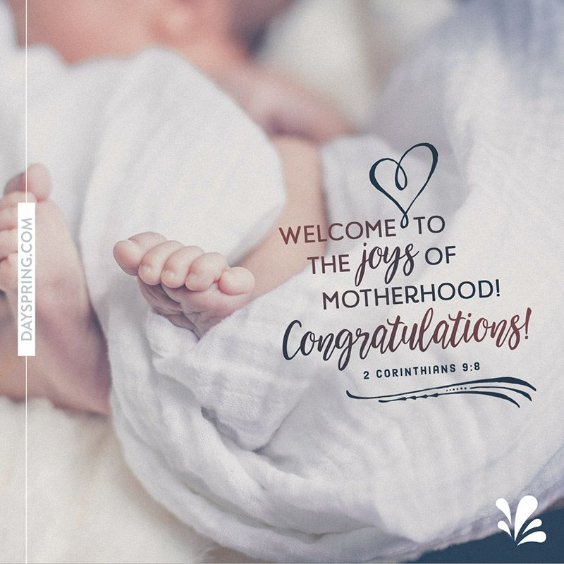 Joys Of Motherhood Congratulations Baby New Baby Wishes Inspirational Baby Quotes
