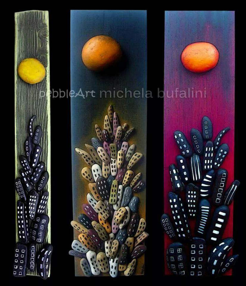 Pebble art by michela bufalini italy do it yourself pinterest pebble art by michela bufalini italy solutioingenieria Image collections