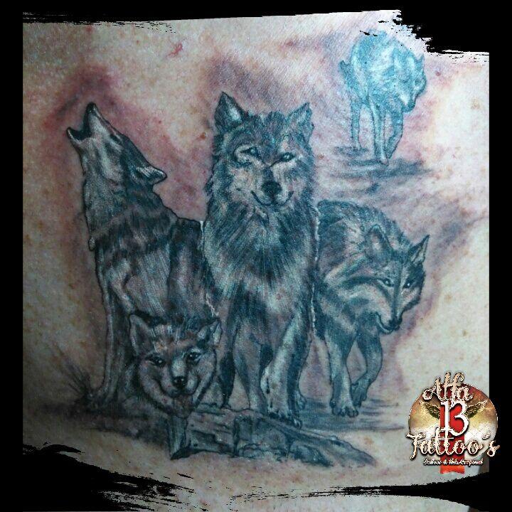 Lobos Familia
