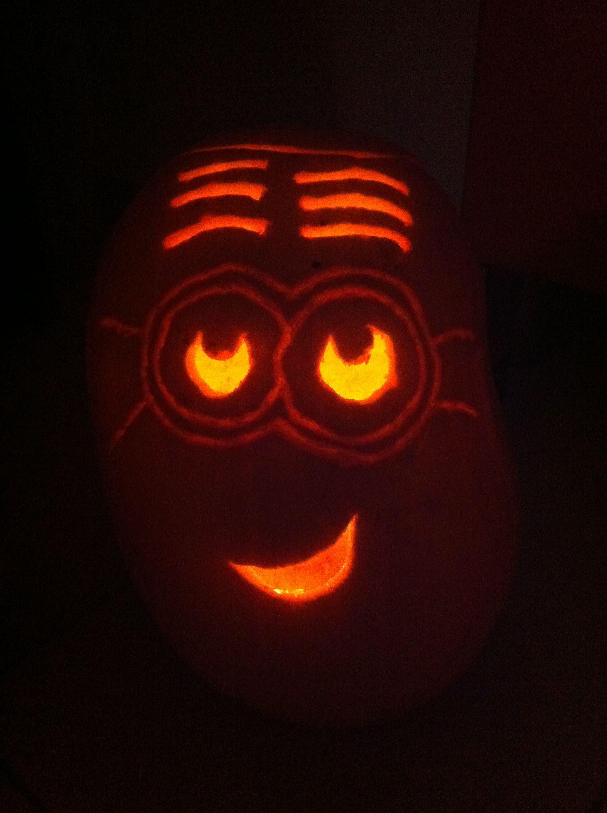 minion kürbis halloween | halloween | pinterest | halloween