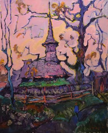 "Saatchi Art Artist Shandor Alexander; Painting, ""From last ..."" #art"