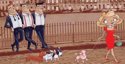 Dachshund Clube Victoria Ball Victoria Art Pictures Dog Walking