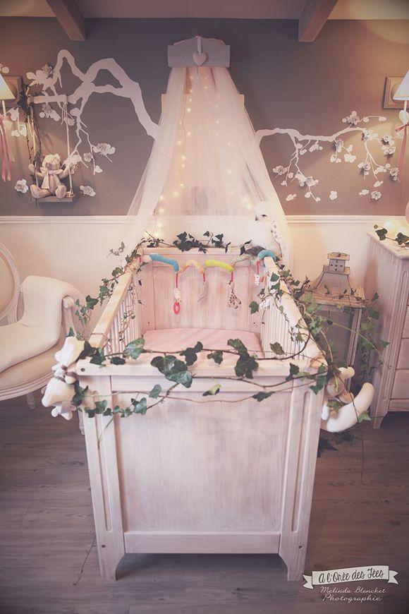 La chambre bébé de Louise I Déco chambre bébé, Chambres bébé et