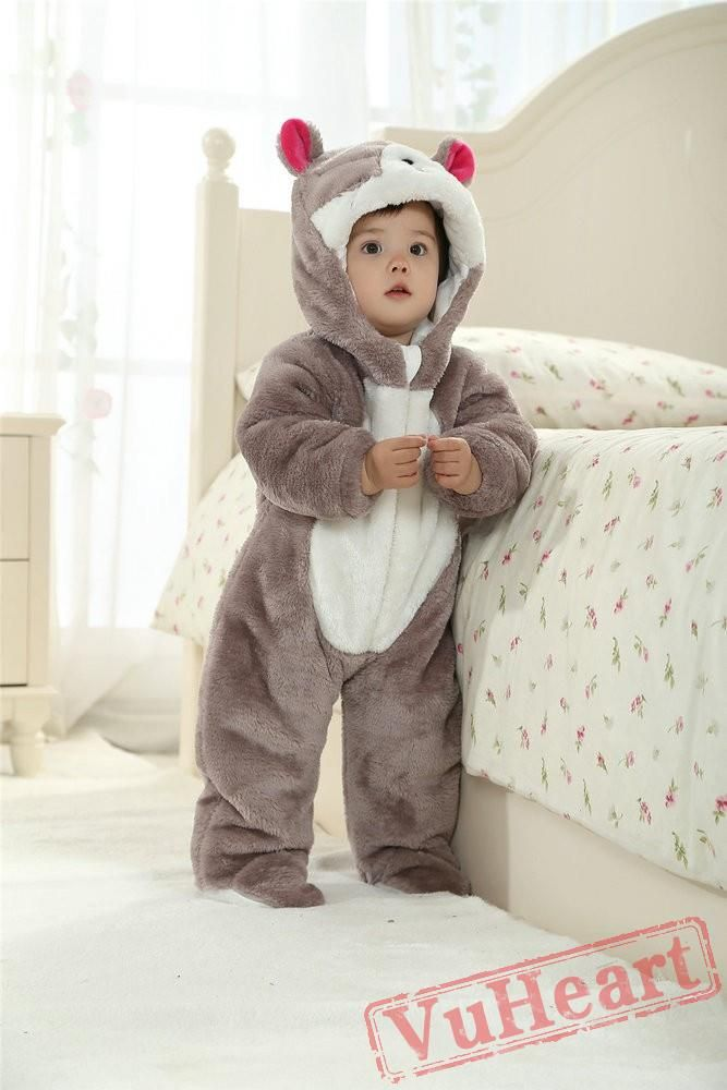 5378db0518f3 Cat Kigurumi Onesies Pajamas Costumes Winter Pajamas for Baby