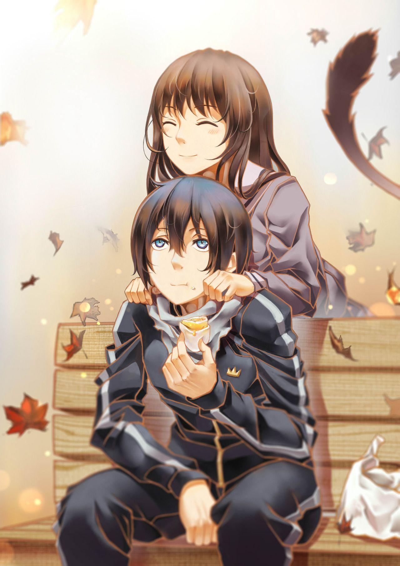 あなたにご縁があらんことを Noragami anime, Noragami, Yato, hiyori
