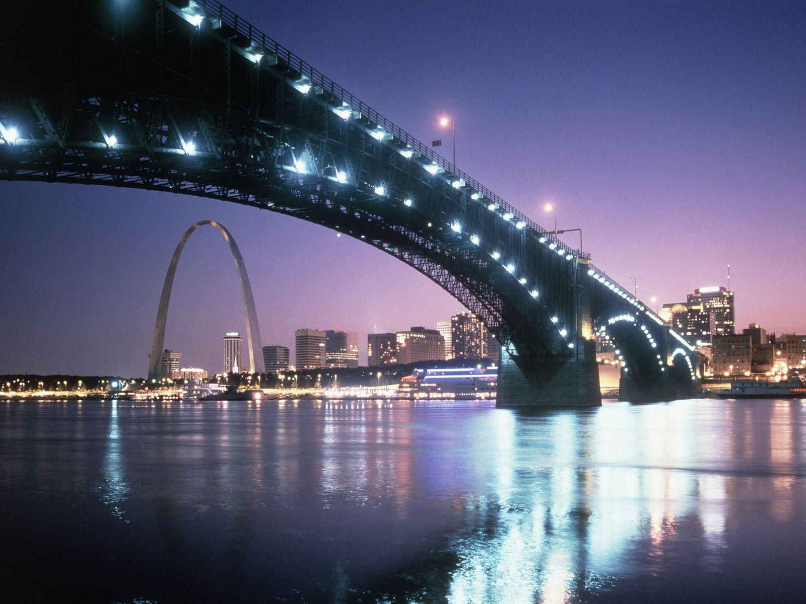 St Louis Missouri The Photography Wallpaper Named