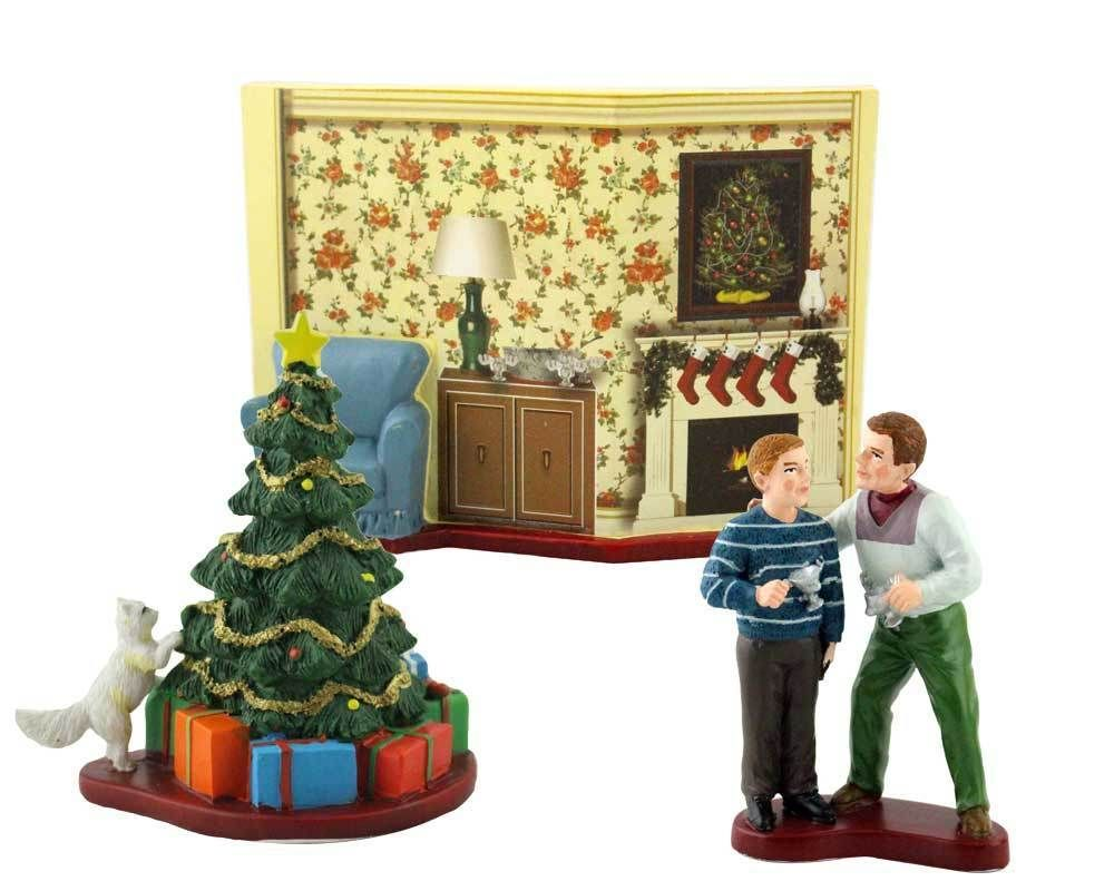department 56 christmas vacation griswold christmas eve figurine set 4043261 ebay