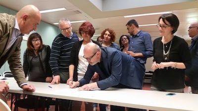 Emilia Romagna riorganizzazione amministrativa: sottoscritto laccordo