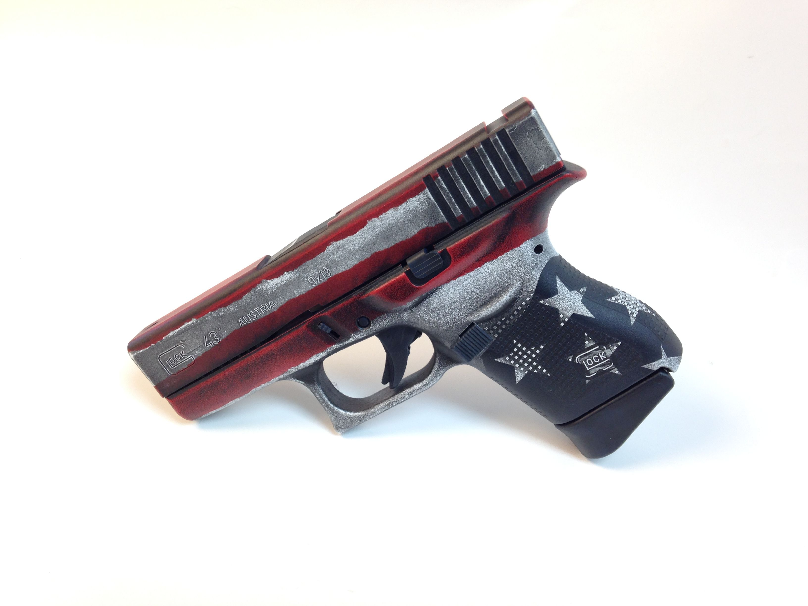 Pin On Guns With Color And Camo Bling Bling