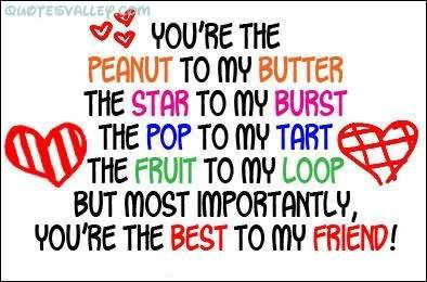 Your my best friend quotes